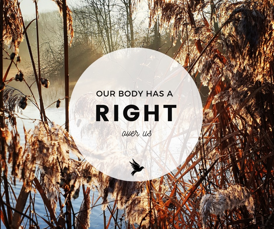 Our body has a right over us - Ummahpreneur Muslim Entrepreneur