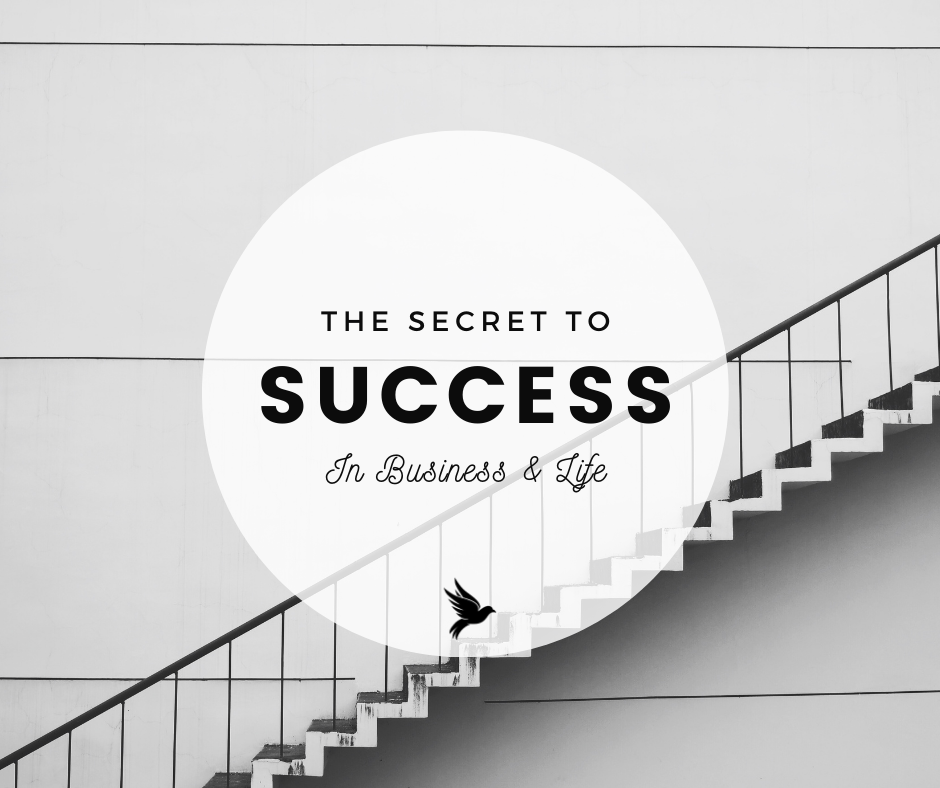 The Secret To Success In Business & Life As A Muslim Entrepreneur